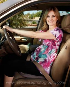 safer driving during pregnancy